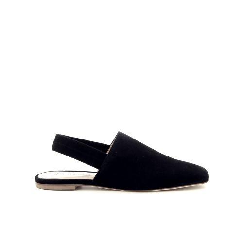Fabio rusconi  sandaal zwart 195010