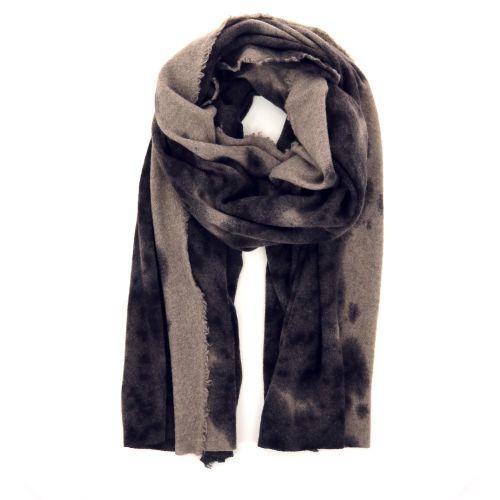 Faliero sarti accessoires sjaals camel 190452