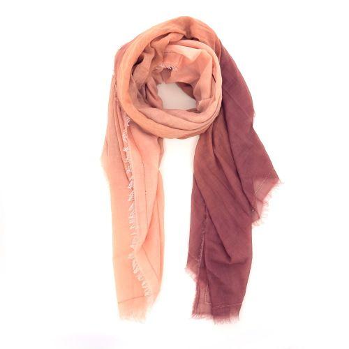 Faliero sarti koppelverkoop sjaals roest 194281