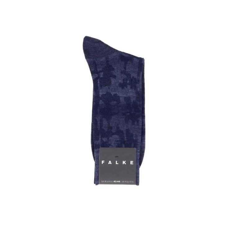 Falke accessoires kousen blauw 185416