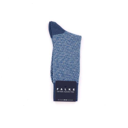 Falke accessoires kousen blauw 185422