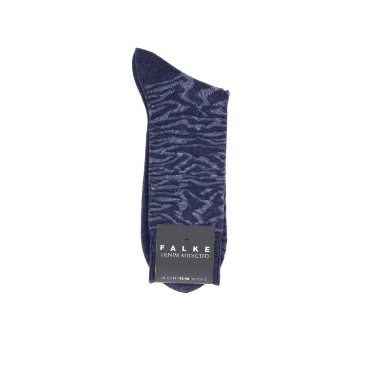 Falke accessoires kousen blauw 190679