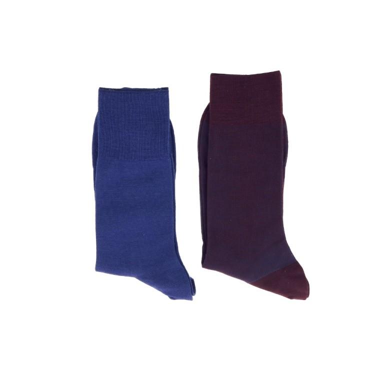 Falke accessoires kousen blauw 190688