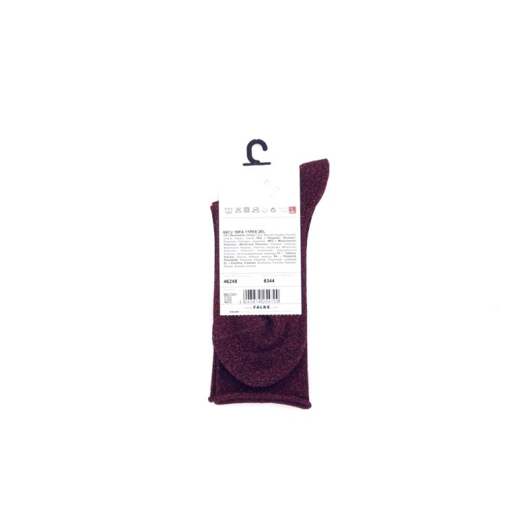 Falke accessoires kousen bordo 179212