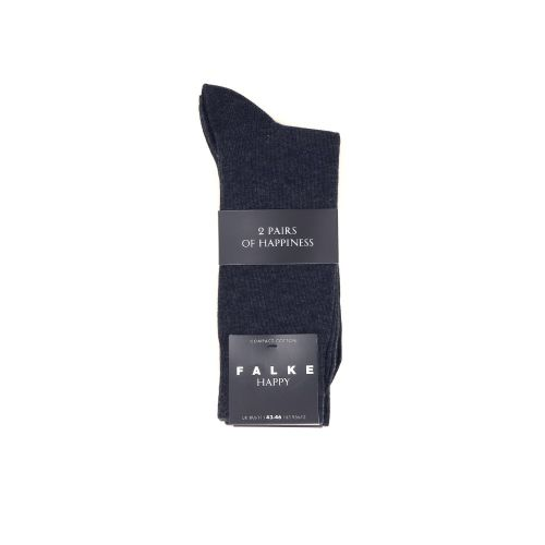 Falke accessoires kousen donkerblauw 203656