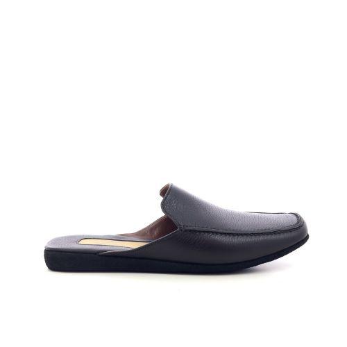 Farfalla herenschoenen pantoffel d.bruin 211926