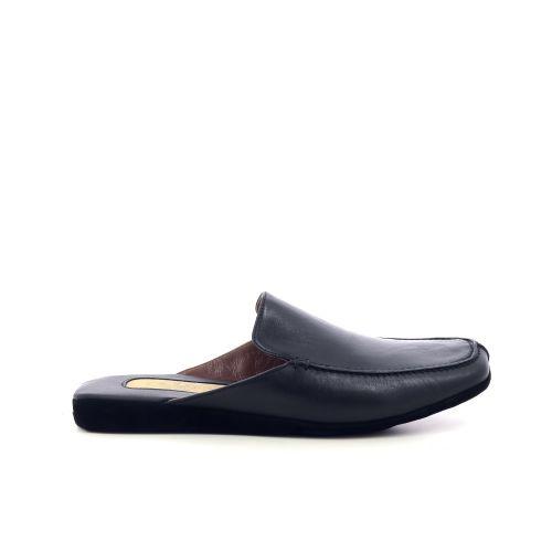 Farfalla herenschoenen pantoffel zwart 211925
