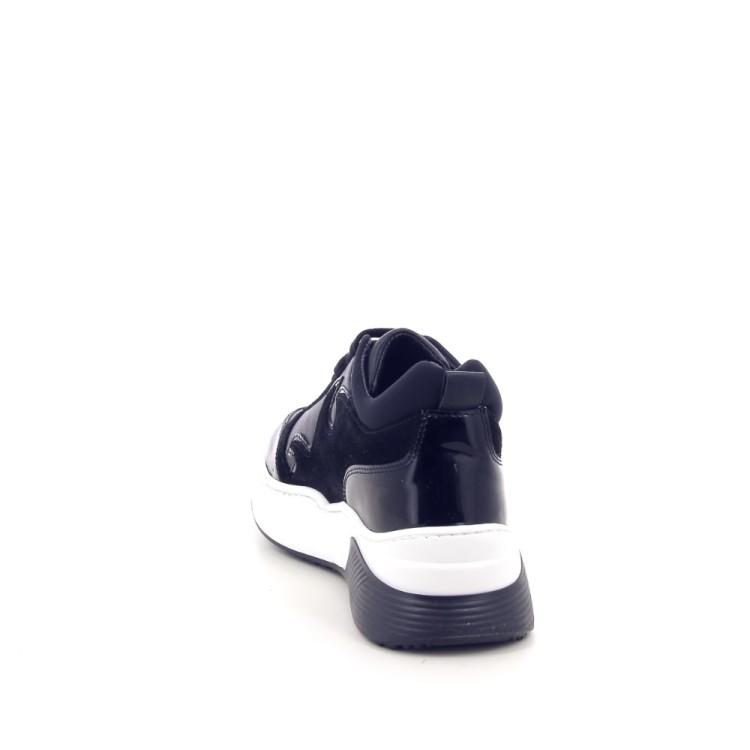 Fiamme damesschoenen veterschoen zwart 201493