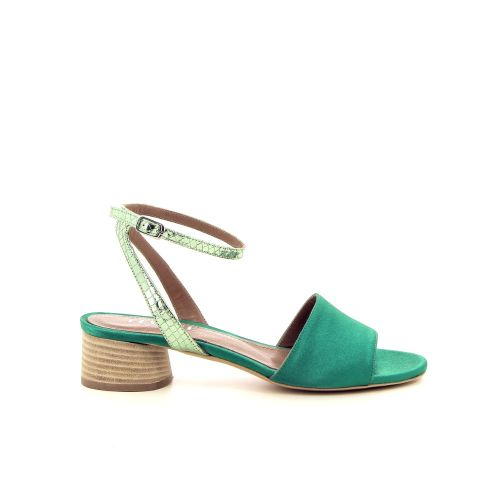 Fiamme koppelverkoop sandaal groen 185742