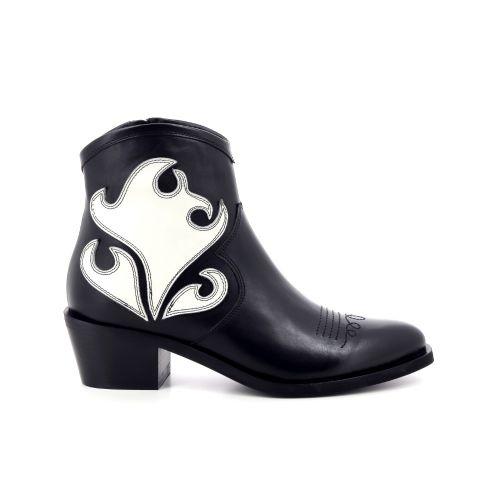 Fiamme  boots zwart 201494