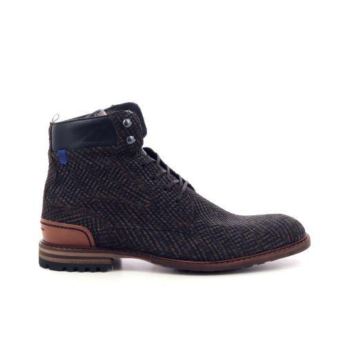 Floris van bommel  boots cognac 208618