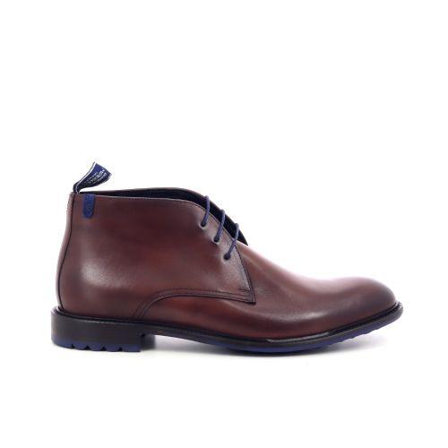 Floris van bommel  boots cognac 208627