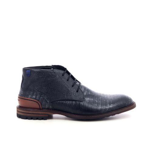 Floris van bommel  boots cognac 208609