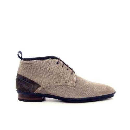 Floris van bommel herenschoenen boots bruin 177232