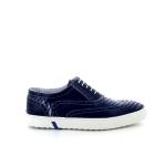 Floris van bommel herenschoenen sneaker blauw 169723