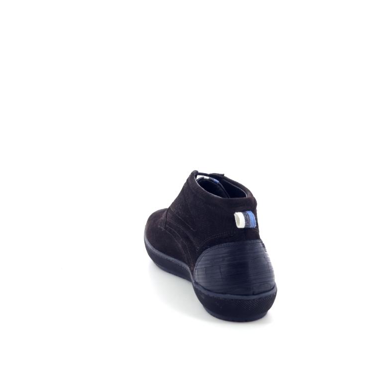 Floris van bommel herenschoenen boots d.bruin 198814