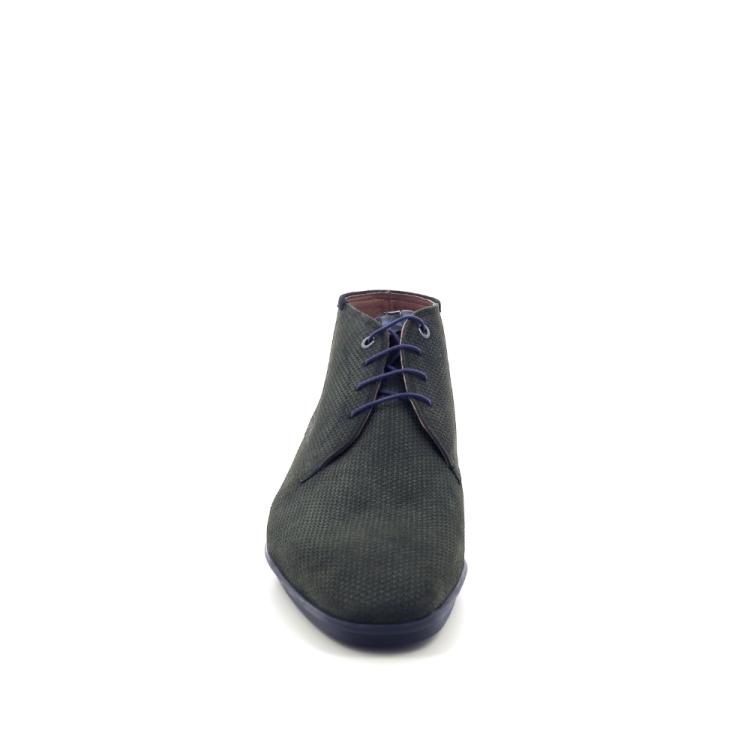 Floris van bommel herenschoenen boots kaki 198854