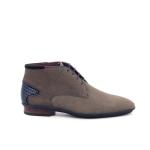 Floris van bommel herenschoenen boots taupe 198854