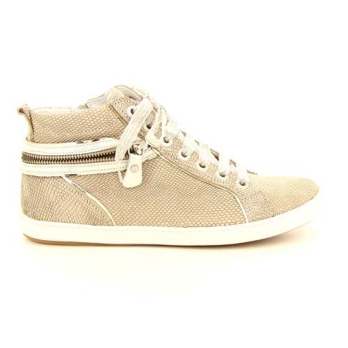 Footnotes koppelverkoop sneaker taupe 11407
