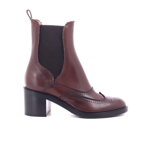 Fratelli rossetti damesschoenen boots cognac 218129