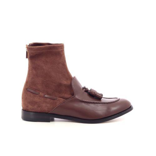 Fratelli rossetti damesschoenen boots cognac 218137