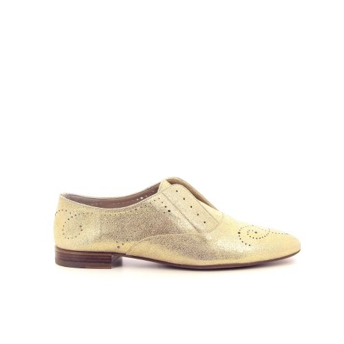 Fratelli rossetti damesschoenen veterschoen goud 183407