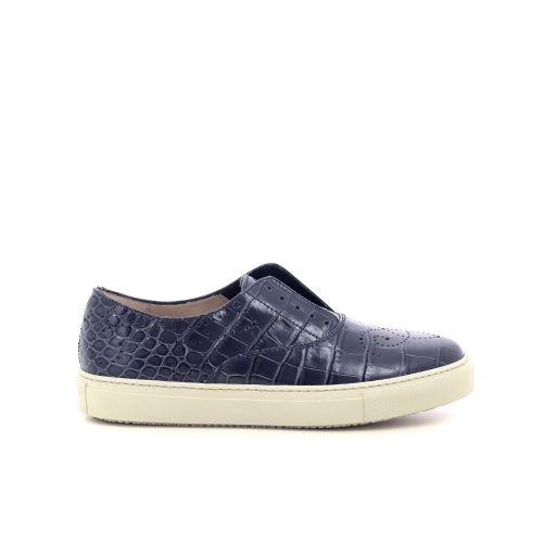 Fratelli rossetti damesschoenen veterschoen jeansblauw 218119
