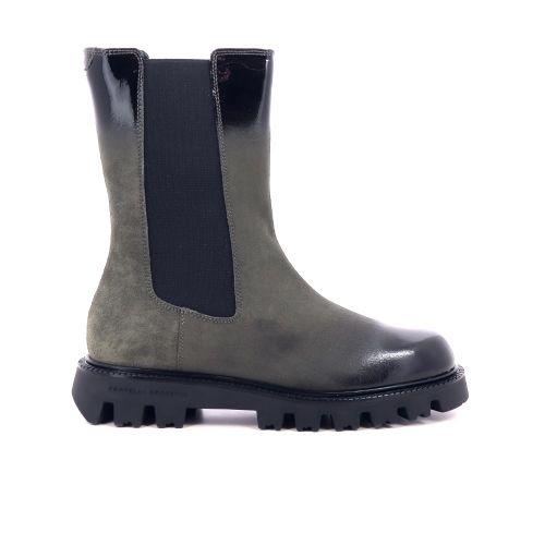 Fratelli rossetti damesschoenen boots kaki 218140
