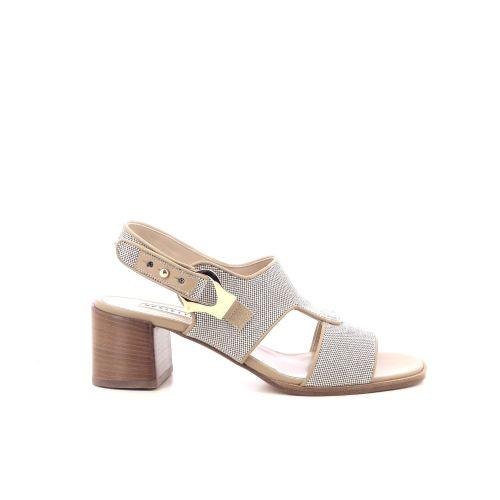 Fratelli rossetti damesschoenen sandaal naturel 204303