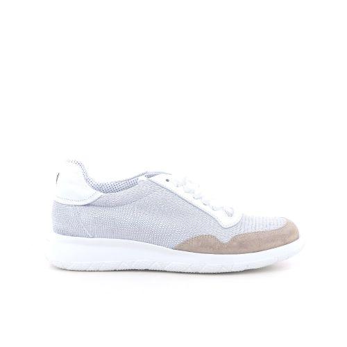 Fratelli rossetti damesschoenen sneaker zilver 204307