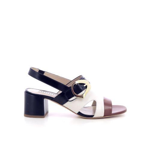 Fratelli rossetti damesschoenen sandaal zwart 204305