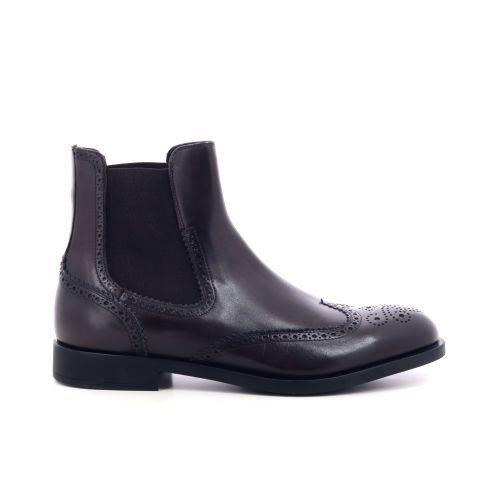 Fratelli rossetti herenschoenen boots d.bruin 209690