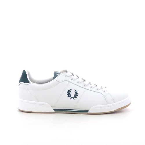 Fred perry  sneaker blauw 208573