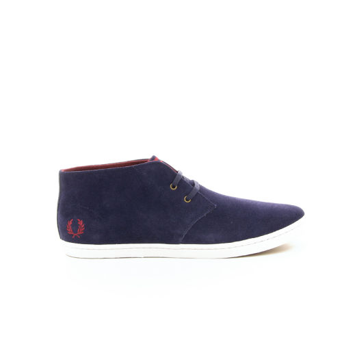 Fred perry  sneaker donkerblauw 16931