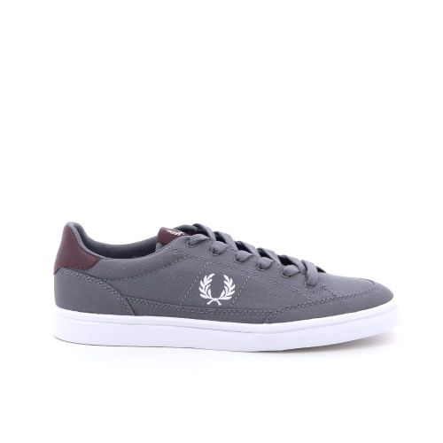 Fred perry  sneaker grijs 198963