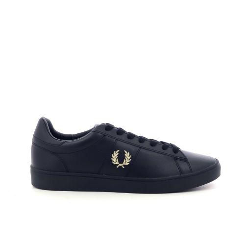 Fred perry herenschoenen sneaker blauw 208572