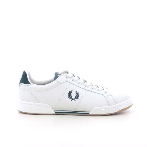 Fred perry herenschoenen sneaker blauw 208573