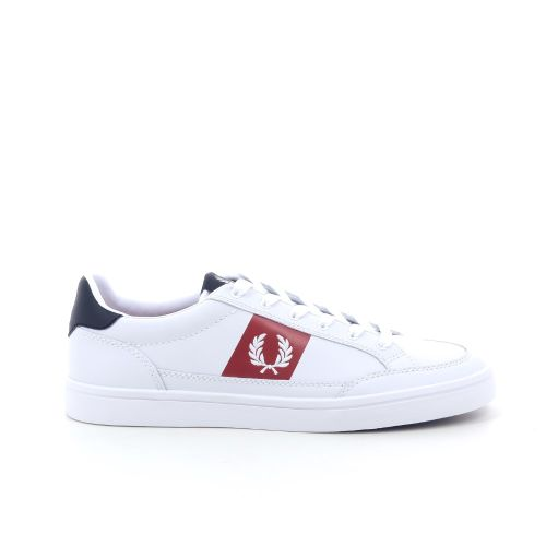 Fred perry herenschoenen sneaker wit 198961