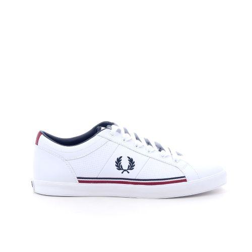 Fred perry herenschoenen sneaker wit 212907