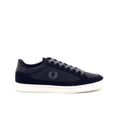 Fred perry herenschoenen sneaker zwart 188447