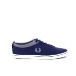 Fred perry herenschoenen sneaker blauw 170760