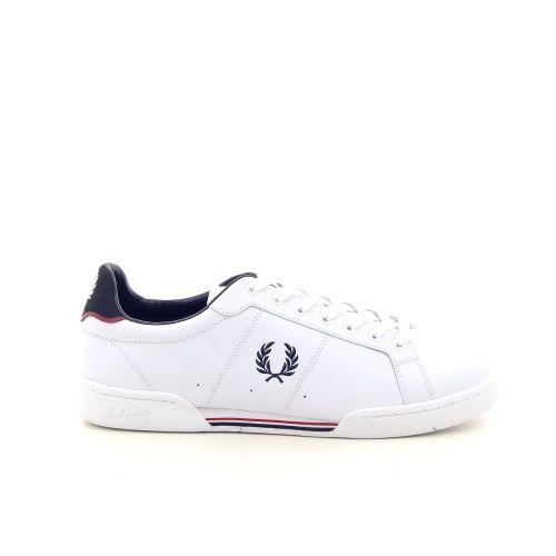 Fred perry koppelverkoop sneaker wit 192464