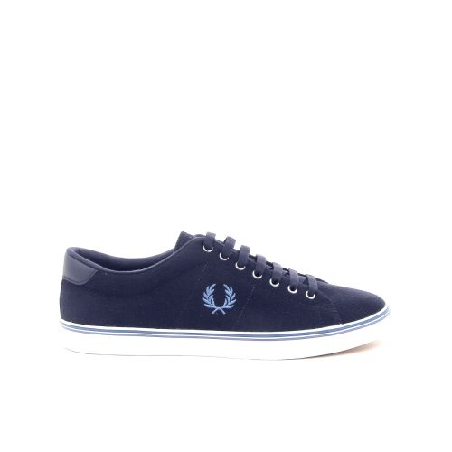 Fred perry solden sneaker bordo 16936