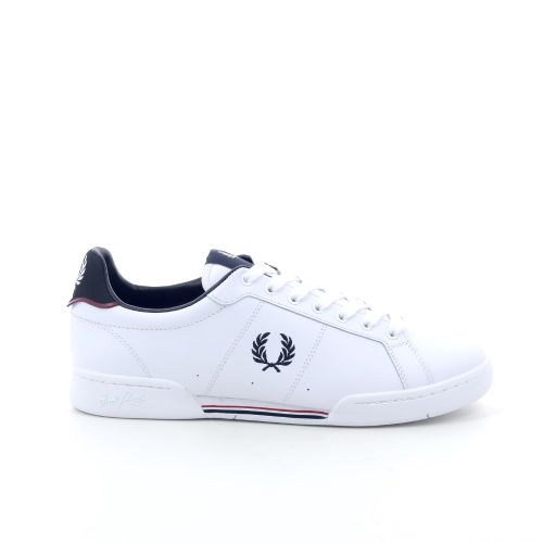 Fred perry  sneaker wit 198960