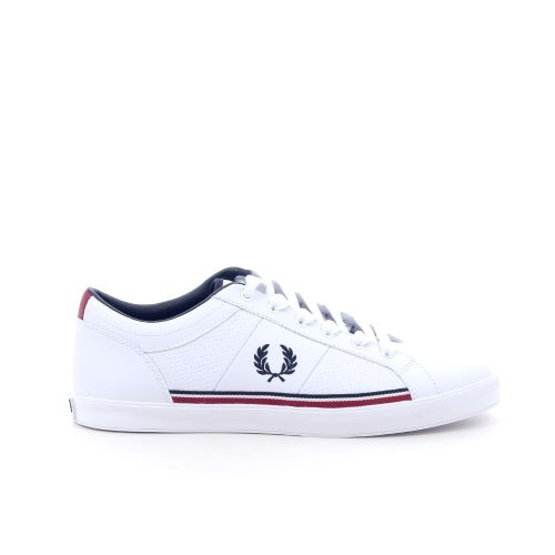 Fred perry  sneaker wit 212907