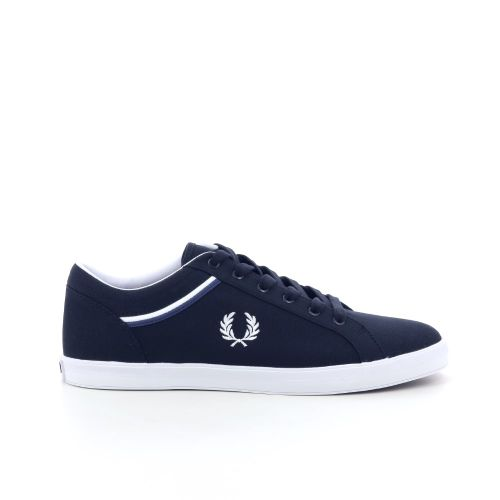 Fred perry  sneaker wit 203589