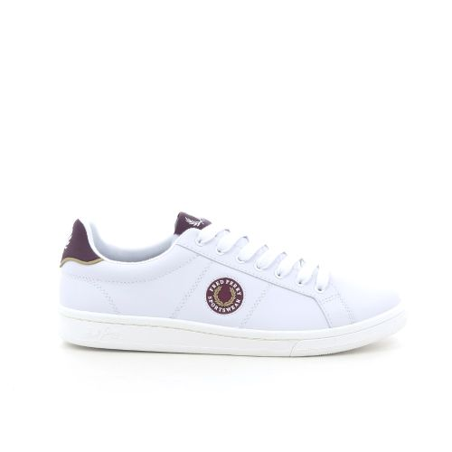 Fred perry  sneaker wit 203591