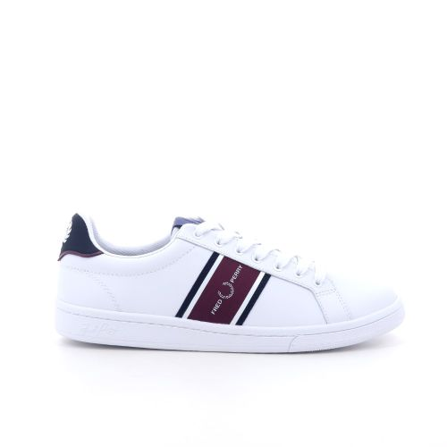 Fred perry  sneaker wit 203592