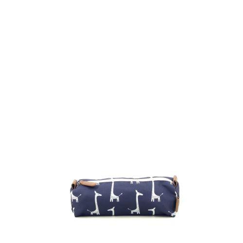 Fresk accessoires pennenzak donkerblauw 222278