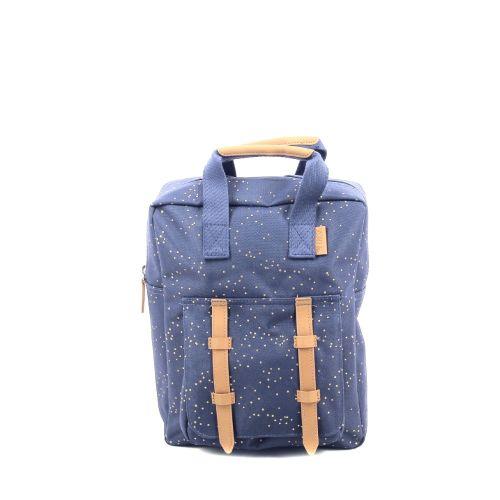 Fresk tassen rugzak jeansblauw 222270